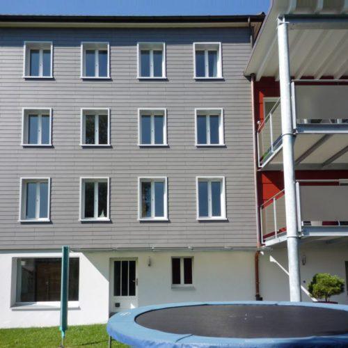 Referenzen Altbausanierung Erweiterung Wohnhaus 02