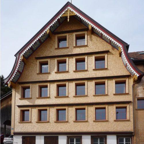Referenzen Altbausanierung Fassadensanierung Nach Sanierung