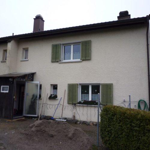 Referenzen Altbausanierung Fassadensanierung Vorher 02