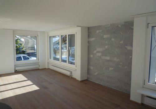 Referenzen Altbausanierung Innenausbau Einfamilienhaus 02