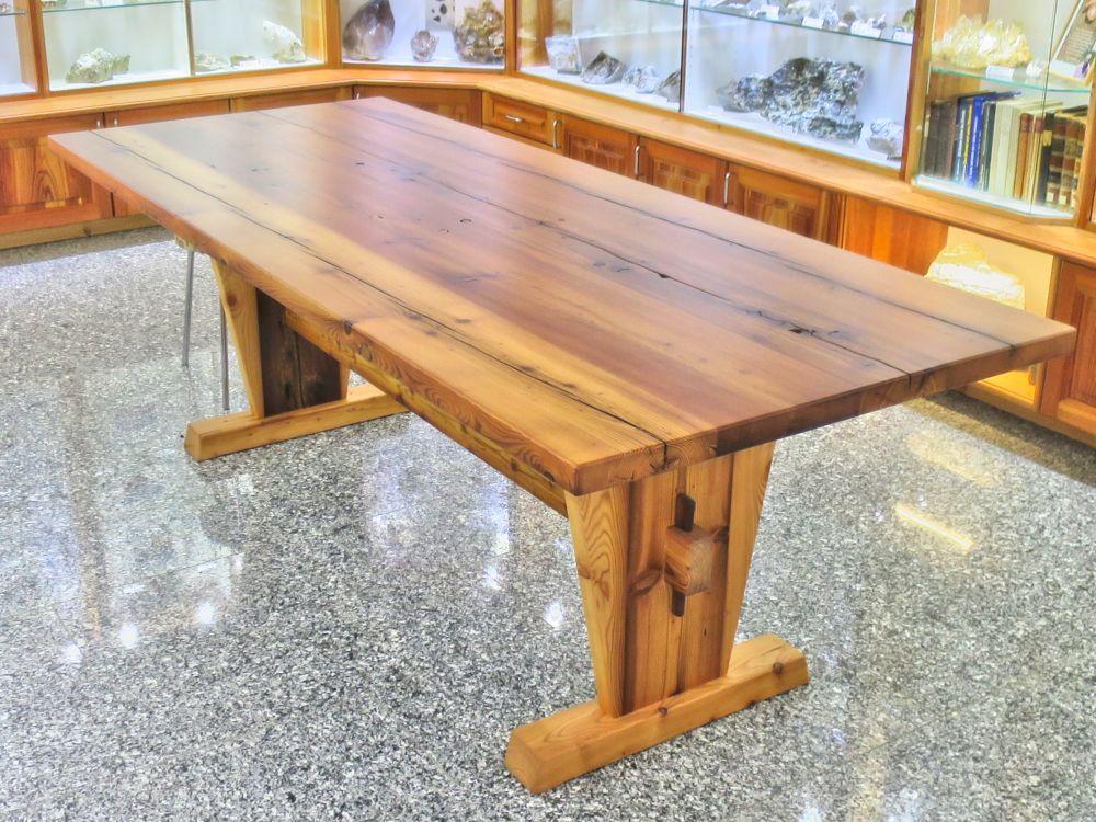 Tisch Aus Altholz tisch aus altholz schneider holzbau ag