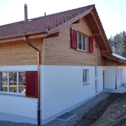 Referenzen Zimmerei Neubau Bauernhaus 03
