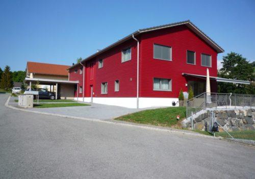 Referenzen Zimmerei Neubau DEFH 02