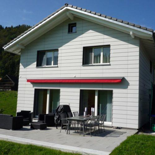 Referenzen Zimmerei Neubau EFH 02
