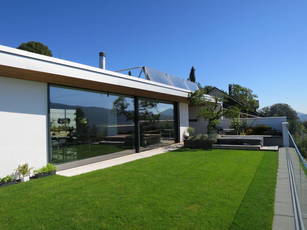 Neubau einfamilienhaus schneider holzbau ag for Neubau einfamilienhaus