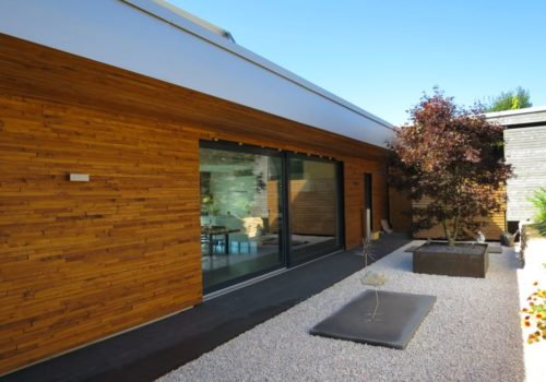 Referenzen Zimmerei Neubau Einfamilienhaus 02