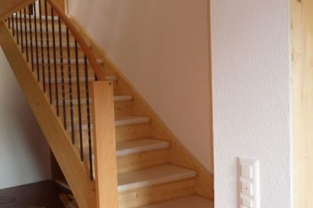 Zimmerei Treppen